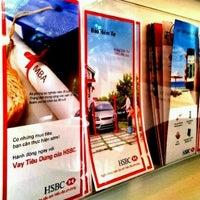 Photo taken at HSBC Phan Dang Luu by Thầy Giáo L. on 6/27/2012