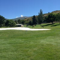 Photo taken at Bountiful Ridge Golf Course by Casey H. on 9/3/2012