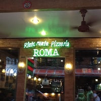 Photo taken at Roma Restaurant by sukhanya p. on 3/2/2012