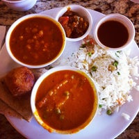 Photo taken at Curry In Hurry by Rachel C. on 7/16/2012