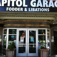 Photo taken at Capitol Garage by Bob Q. on 9/1/2012