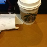 Photo taken at Starbucks Coffee by Mon T. on 8/6/2012