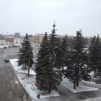 Photo taken at Гагарин by Olga K. on 3/25/2012