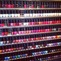 Photo taken at Kinzie Nail Spa by Jessica F. on 2/20/2012