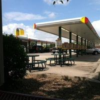 Photo taken at SONIC Drive In by Carrie B. on 9/4/2012