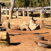 Photo taken at Perth Zoo by Liam F. on 7/28/2012