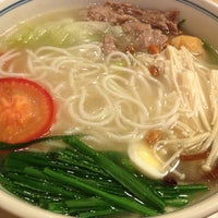 Photo taken at HD Chinese Yunnan Rice Noodle by Ivy on 7/13/2012