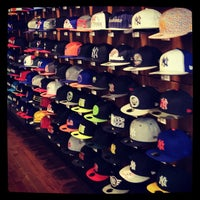 Photo taken at New Era Flagship Store: New York by George M. on 7/6/2012