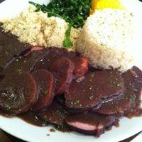 Photo taken at Restaurante Nove by Gustavo G. on 7/20/2012