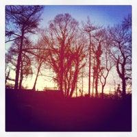 Photo taken at Forest / Vorst by Kathleen B. on 3/25/2012