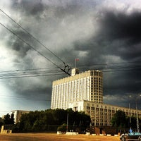 Photo taken at Russian Government Building by Artem G. on 5/30/2012