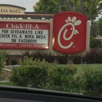 Photo taken at Chick-fil-A by Kay C. on 7/25/2012