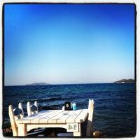 8/5/2012 tarihinde Arzu C.ziyaretçi tarafından Denizaltı Cafe & Restaurant'de çekilen fotoğraf