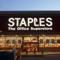 Photo Taken At Staples By Billy F On 7 20 2017
