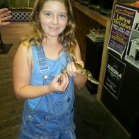 Photo taken at Ed's Pet World by Ferah T. on 6/18/2012