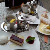 Photo taken at Café Gerbeaud by Salvatore B. on 7/22/2012