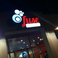 Photo taken at Fuse Frozen Yogurt by Andy P. on 6/27/2012