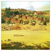 Photo taken at Kasbah Angour by Yasmine Z. on 4/15/2012