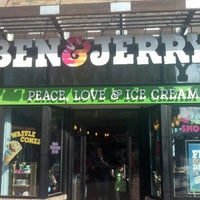 Photo taken at Ben & Jerry's by Cornell S. on 3/22/2012