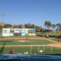 Photo taken at Lake Elsinore Diamond by Scotty M. on 5/20/2012