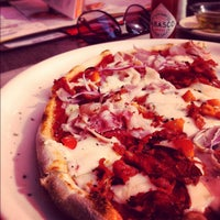 Photo taken at Veranda - Pizza & Pasta by Boss M. on 8/4/2012