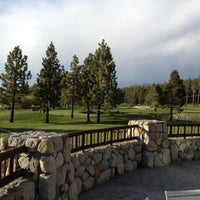 Photo taken at Edgewood Tahoe Golf Course by Chuck P. on 5/16/2012