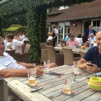 Photo taken at Clubhouse Limburgse Golf & Country Club by Michel V. on 8/15/2012