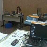 Photo taken at CRCRN - Conselho Regional de Contabilidade do Rio Grande do Norte by Rodolfo A. on 3/20/2012