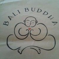 Photo taken at Bali Buda by Putu R. on 2/6/2012