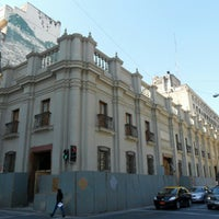 Снимок сделан в Museo Chileno de Arte Precolombino пользователем Gonzalo O. 9/2/2012