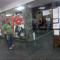 Photo taken at Instituto Universitario de Nuevas Profesiones by Dayccel T. on 4/13/2012