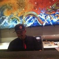 Photo taken at Harney Sushi by Jenny E. on 2/23/2012