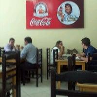 Photo taken at Restaurante Tempero da Vovó by José Luiz M. on 4/10/2012