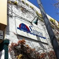 Photo taken at Santorini Mediterranean Kitchen by Susie W. on 3/31/2012