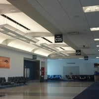 Photo taken at Gate C25 by Martina P. on 8/26/2012