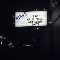 Photo taken at Gino's Karaoke Bar by Bill R. on 8/22/2012
