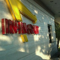 Photo taken at In-N-Out Burger by Isaac M. on 4/29/2012