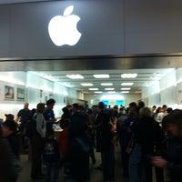 Photo taken at Apple Stoneridge Mall by Caleb H. on 3/10/2012