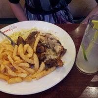 Photo taken at Upperstar Steak & Chicken Restaurant by Edith Marydine L. on 7/25/2012
