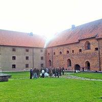 Photo taken at Vadstena Klosterkyrka by Johannes d. on 6/7/2012
