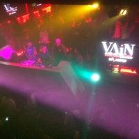Photo taken at Vain by Jon B. on 2/26/2012