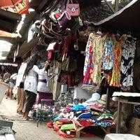 Photo taken at Sukawati Art Market by Helda A. on 4/23/2012