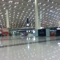 Photo taken at Terminal 3-C by J. on 6/18/2012