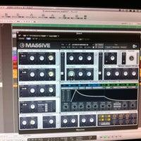 Photo taken at RHL Studios by Derek R. on 4/15/2012