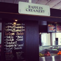 Photo taken at Raffles Creamery by Charlotte T. on 3/16/2012