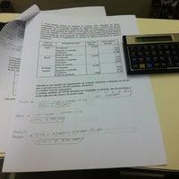 Photo taken at Universidade Cruzeiro do Sul by Milton L. on 5/11/2012