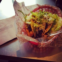Photo taken at Chipotle Mexican Grill by Jessie F. on 5/1/2012