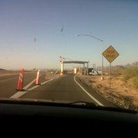 Photo taken at Border Patrol Checkpoint by Kristi L. on 6/11/2012