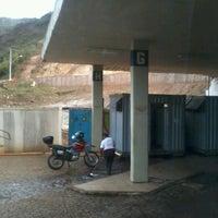 Photo taken at Terminal Rodoviário de Ouro Preto by Sérgio L. on 8/21/2012