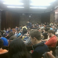 Photo taken at NYU Courant Institute of Mathematical Sciences by Swift S. on 3/24/2012